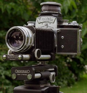 Other Passions 2: 1950 Exakta Varex camera