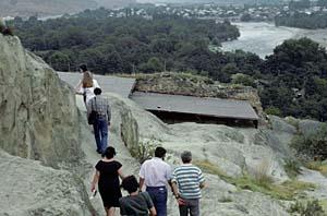 Cave city near Gori