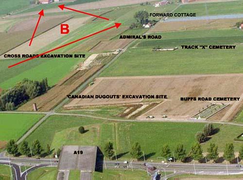 Moortelweg; N38 across bottom; Turco Farm top left.